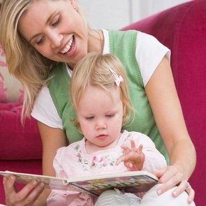 Воспитание ребёнка от года до трёх лет