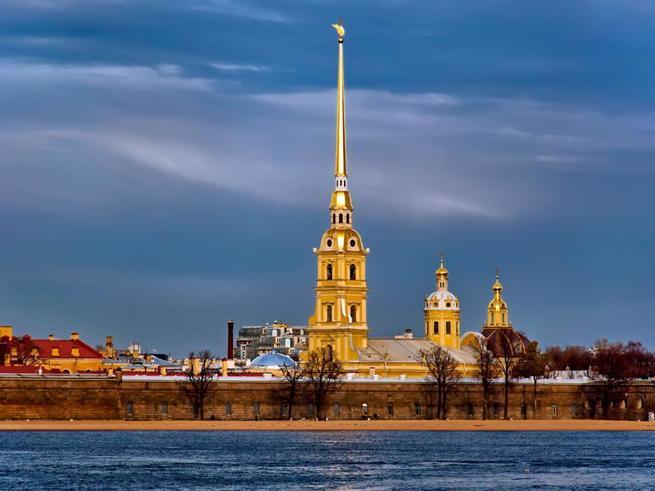 Петербургским школьникам расскажут об истории Петропавловской крепости