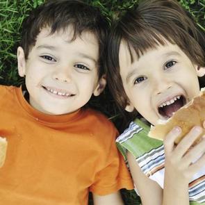 Мамин опыт: мои дети едят все подряд