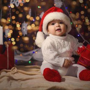 Топ-10 новогодних подарков для малыша в год