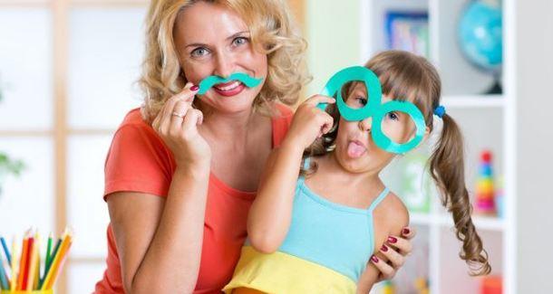 7 весёлых упражнений для детских глаз