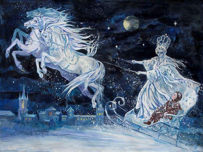В Театре эстрады покажут мюзикл «Снежная королева»