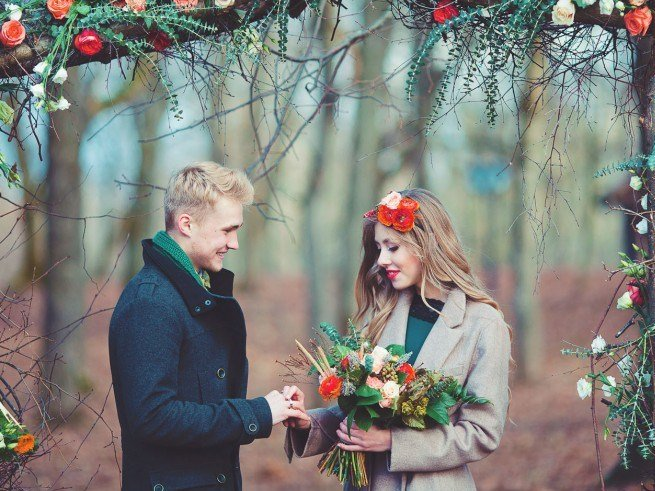 Изумрудная свадьба (55 лет совместной жизни)