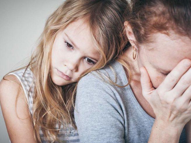 7 признаков того, что вы слишком тревожная мама