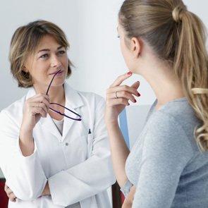 Удаление аппендикса и миндалин повышает шансы забеременеть