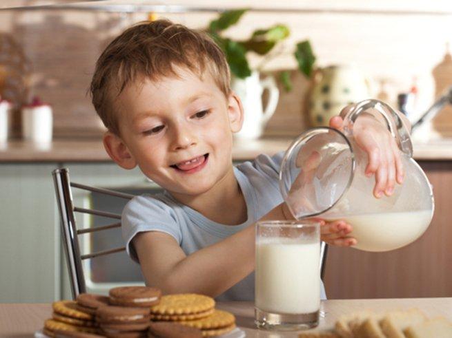 Выбор молочных продуктов зависит от возраста малыша