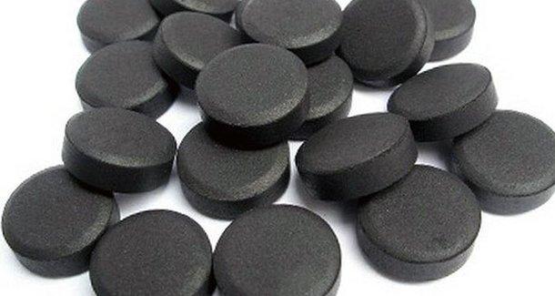 Польза активированного угля