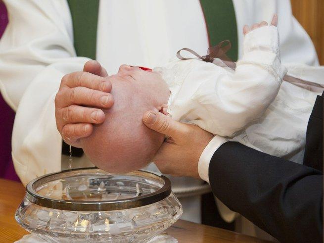 Что подарить на крещение девочке