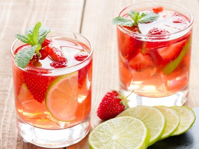 7 освежающих напитков домашнего приготовления