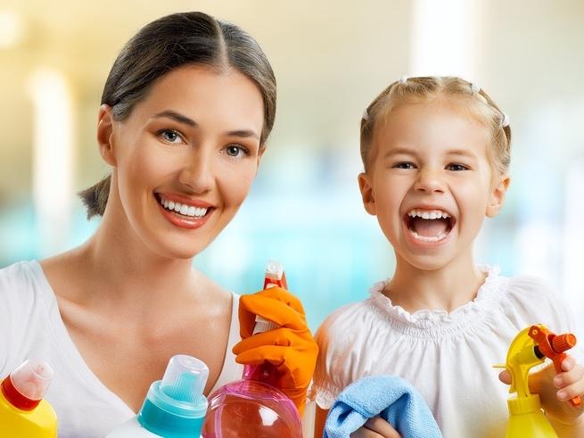 5 принципов распределения домашних обязанностей