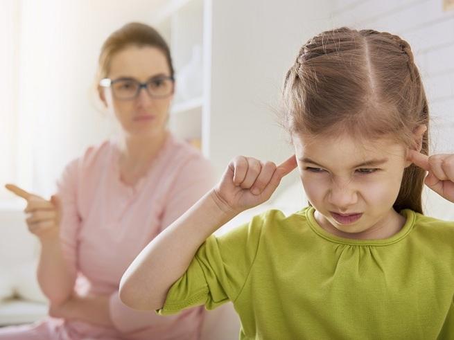 За что никогда нельзя ругать детей