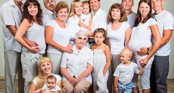Как определить степень родства