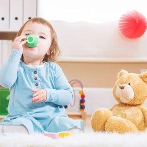 Как привить ребёнку правила поведения