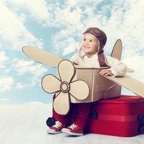Все, что нужно знать о перелете с ребенком