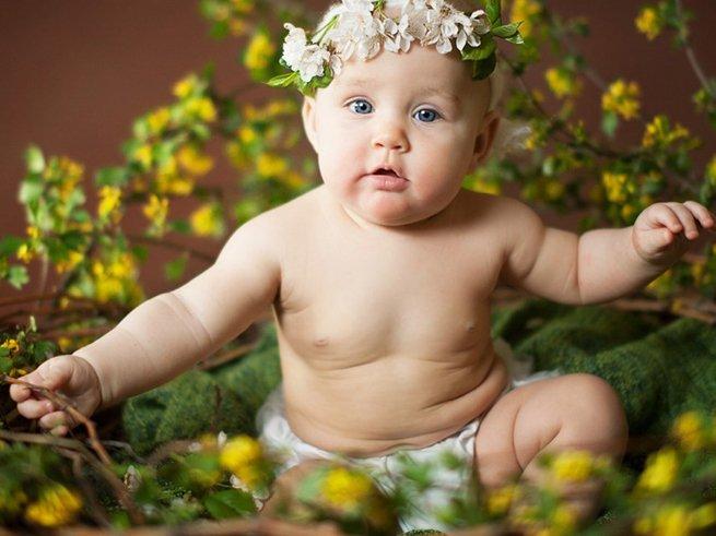 Развитие ребенка в 1 месяц жизни