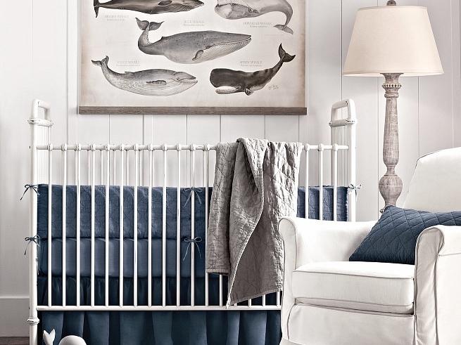 Как оборудовать спальное место для младенца