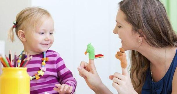 10 пальчиковых игр для малышей