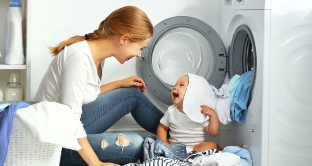 Как выжить с младенцем, если у вас нет помощников
