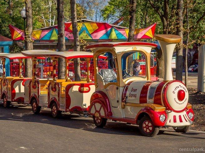 5 лучших парков Москвы для самых маленьких