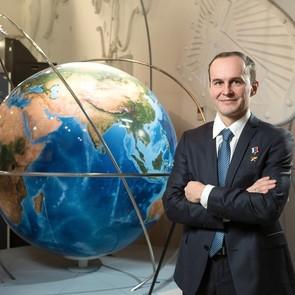 Музей космонавтики проведёт онлайн-презентацию новой детской книги космонавта Сергея Рязанского