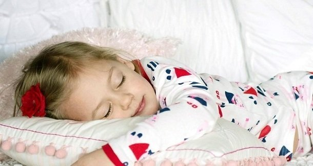 Сон ребёнка в 9 лет