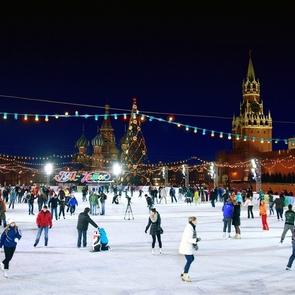 5 лучших катков Москвы