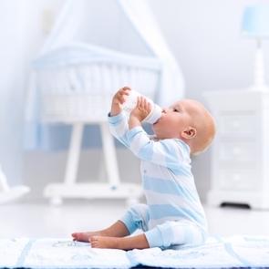 Обзор видов молочных смесей
