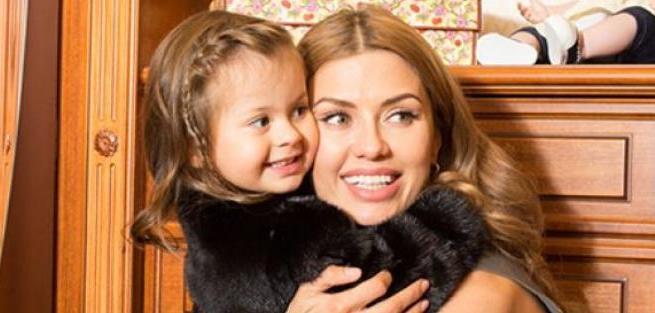 Виктория Боня: «Моя дочь одержима…»