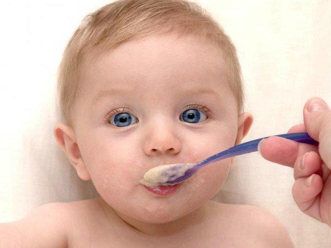 Рацион питания ребенка в 6 месяцев