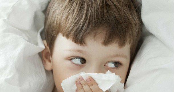 Лечение кашля у детей 7 лет