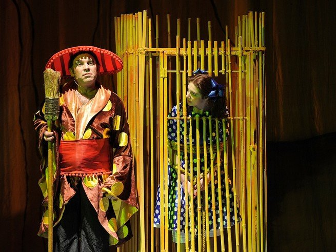 Театр Натальи Сац покажет мюзикл «Волшебник Изумрудного города»