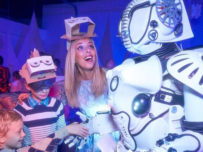 Самые необычные роботы примут участие в «Ёлке на Робостанции»