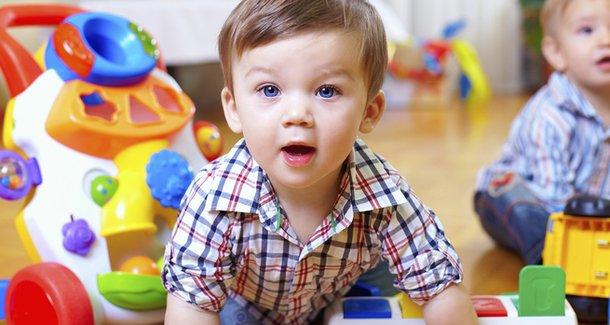 Развивающие игрушки для детей 2 лет