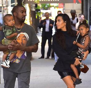 Ким Кардашьян хочет третьего ребёнка, несмотря на большой риск