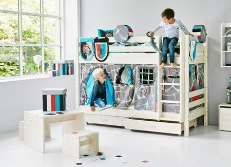 Новый бренд в DesignBoom – детская мебель FLEXA