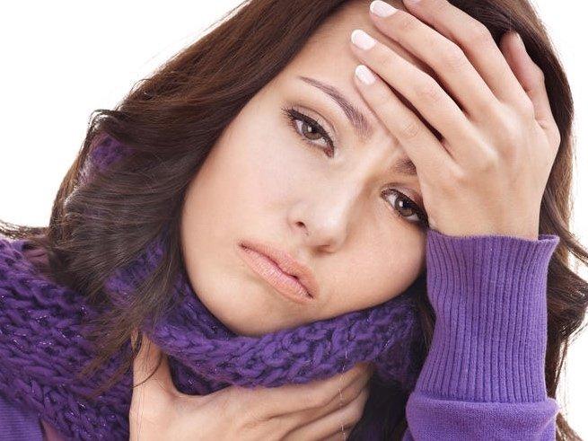 Как лечить боли в горле в 3 триместре беременности