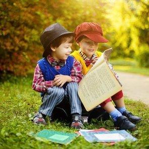 6 отличных книг для детей, которые помогут скоротать время