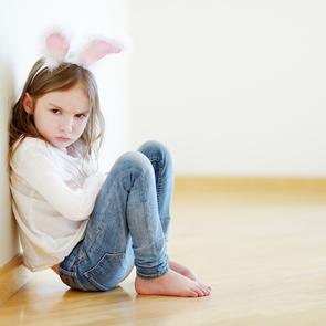 10 супер-способов унять детскую истерику