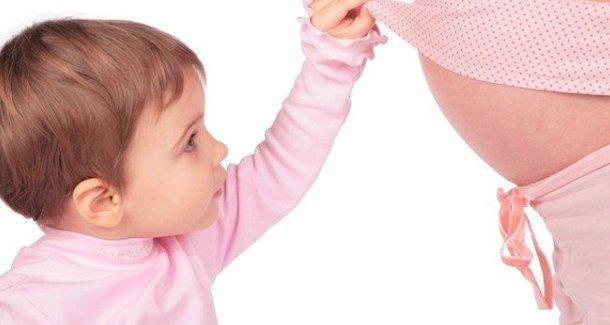 Зелёные выделения при беременности