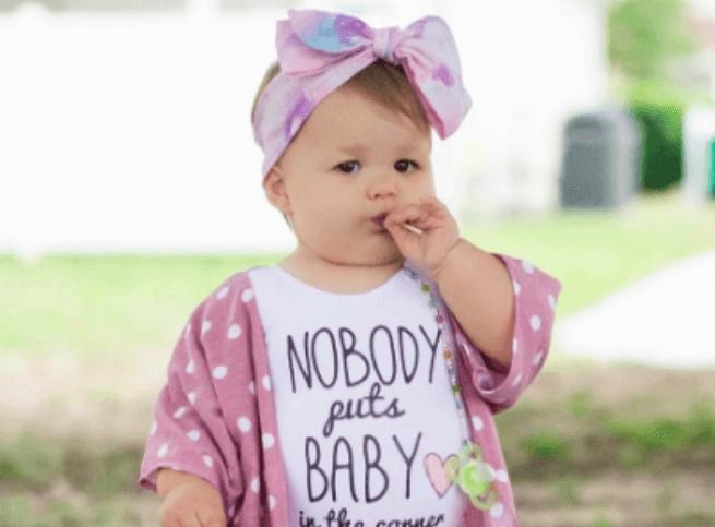 Пухляшка Кинсли стала новой звездой Instagram