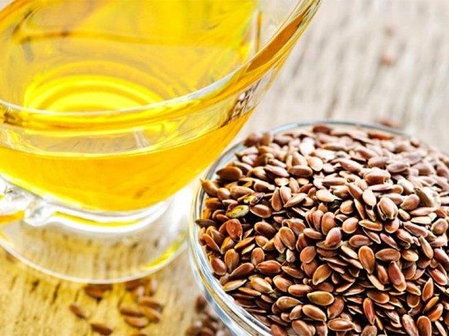 Льняное масло - польза для организма