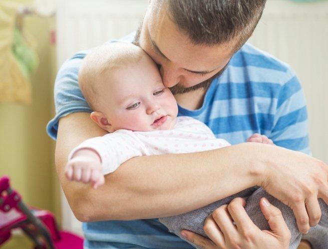 Уход за новорождённым мальчиком