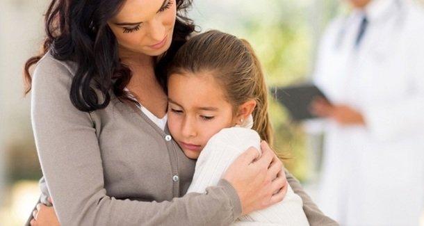 Лечение цистита у детей 8 лет