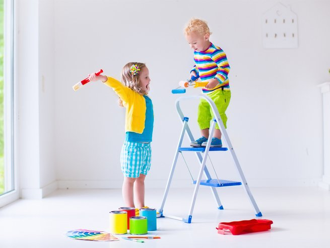 На вырост: как сделать детскую на годы вперёд