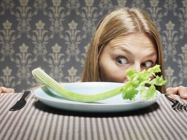Сельдереевая диета для похудения.