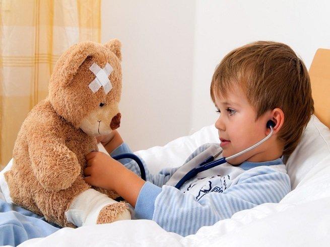 Лечение простуды у детей 8 лет