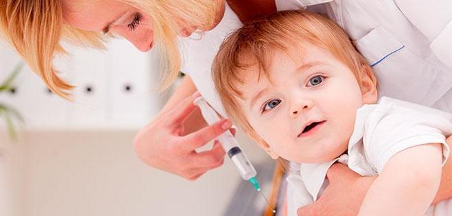 Вакцинация и календарь прививок для новорожденных