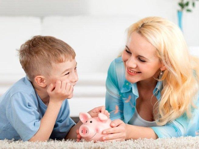 Карманные расходы:  учим ребёнка обращаться с  деньгами