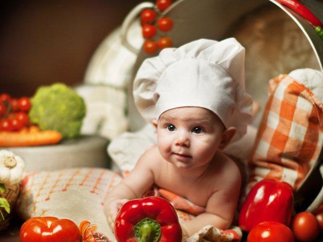 Составляем меню ребёнка после года: главные правила