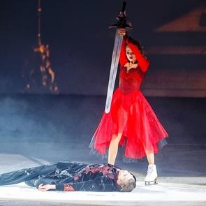«Дракула» Стокера «обкатает» Лужники на коньках